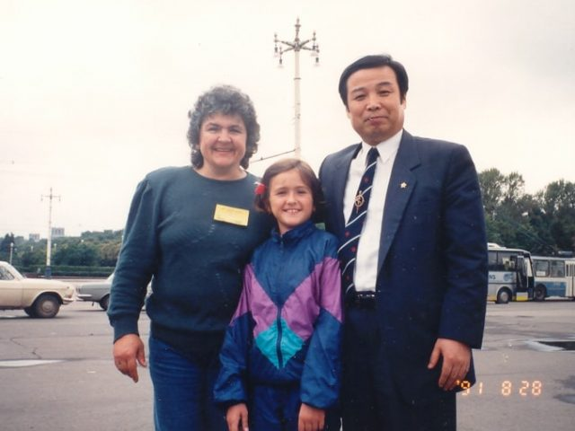 I cerka Nevena je aktivna u Su Joku od svoje 9. godine